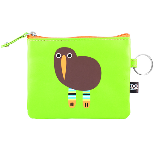 Z Coin Purse Dressed Up Kiwi